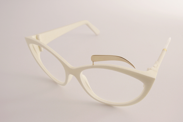 , 'Seven Necessities - Glasses for a Woman on the Warpath,' 2012, Ornamentum