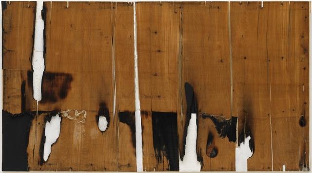 , 'Legno e bianco I (Wood and White I),' 1956, Guggenheim Museum