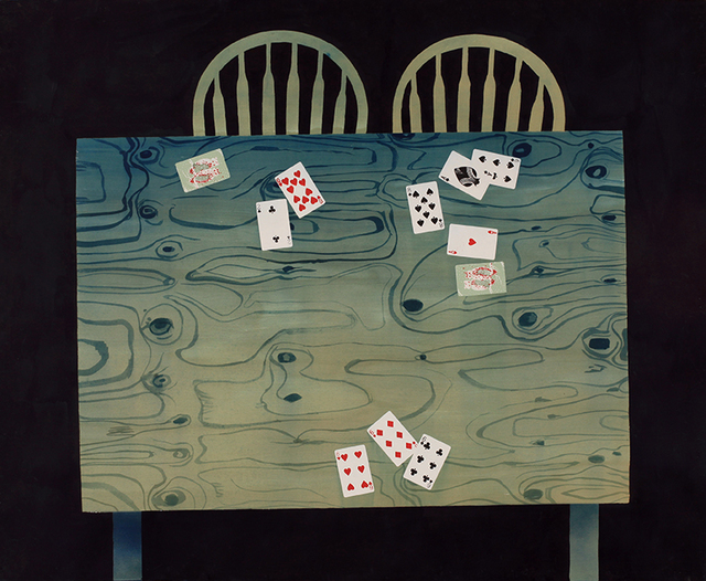 , 'Card Table (brothers and sisters),' , Momentum Gallery
