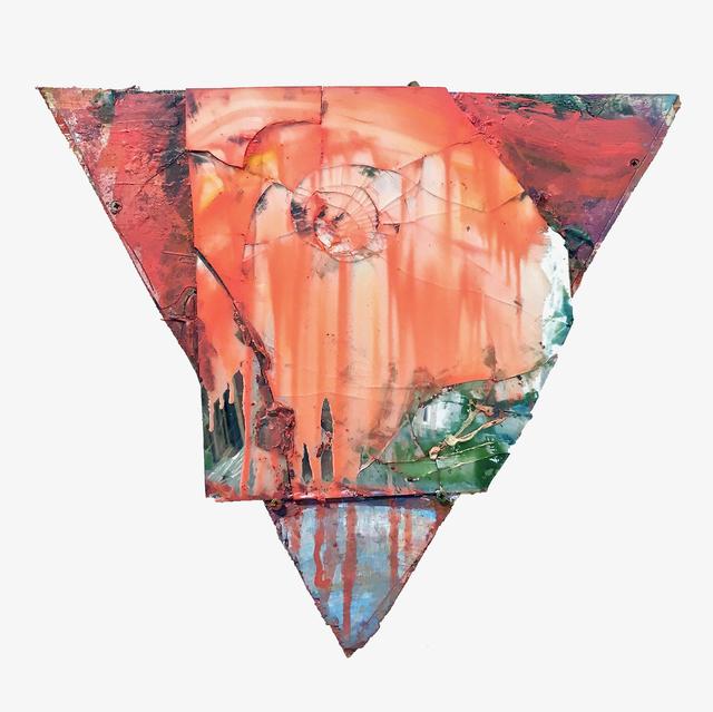 , 'PRESSURE PAUSE,' 2016, FRED.GIAMPIETRO Gallery