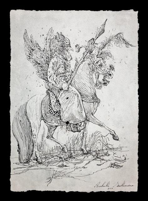 , 'Mythology 1,' 2016, Albemarle Gallery | Pontone Gallery