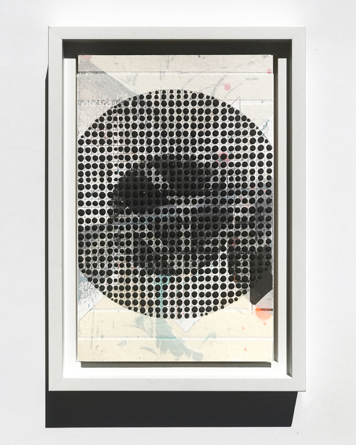 , 'Circle, Black, Study No.73,' 2018, k contemporary