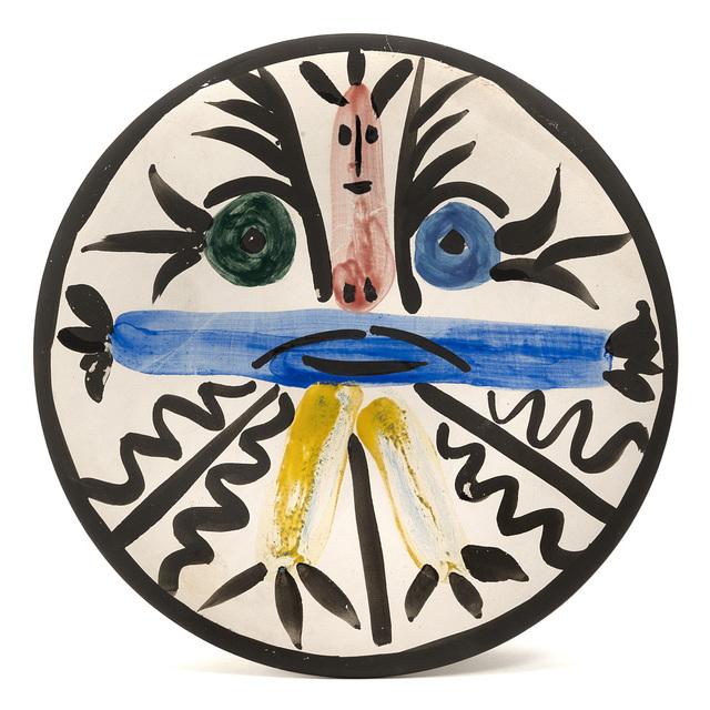 "Pablo Picasso, '""Personnage No.28""', Il Ponte"