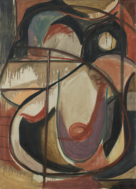 , 'Nucleus IV,' 1950, Berry Campbell Gallery
