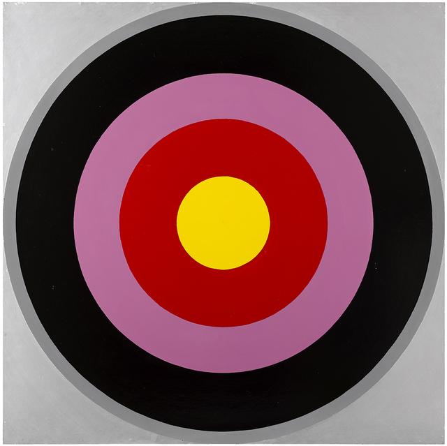 , 'Untitled (Target Painting),' 1966-1969, Galleri Nicolai Wallner