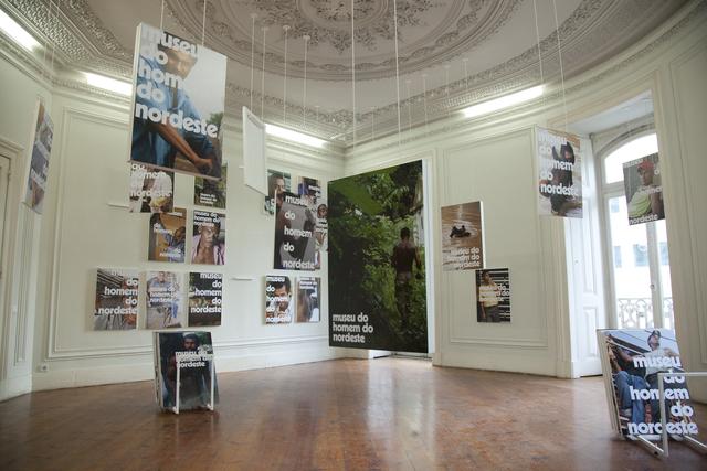 , 'Posters for the Museum of the Northeast Man (Cartazes para o museu do homem do nordeste),' 2013, Guggenheim Museum