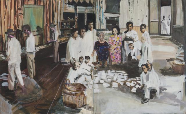 , 'Los Mensajeros,' 2016, Taymour Grahne