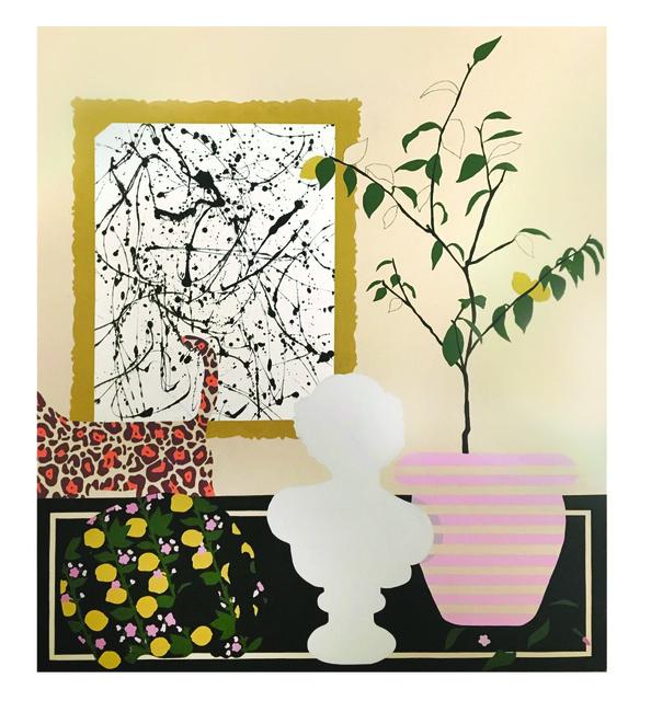 Stephen D'Onofrio, 'Still Life with Modern Art ', 2017, Galleri Urbane