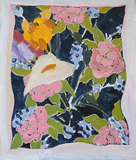 ", '""Floral Hanky"",' 2015, Hashimoto Contemporary"