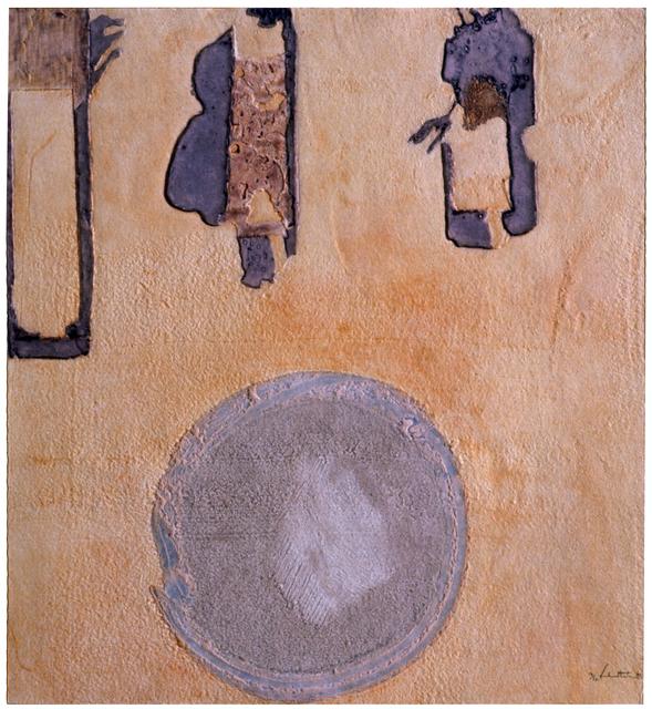 , 'Sirocco,' 1989, Mixografia