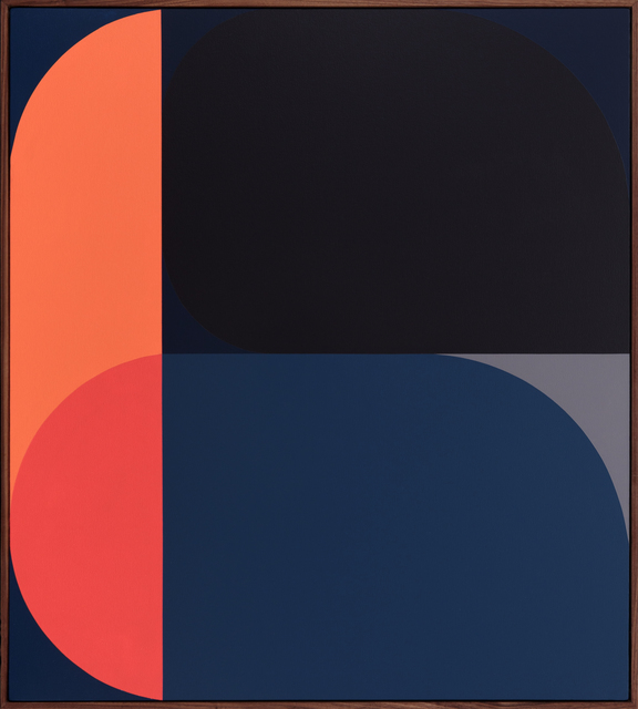 , 'Radius,' 2018, Barnard