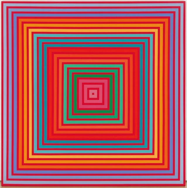 Richard Anuszkiewicz, 'Mardi Gras', 2013, Loretta Howard Gallery