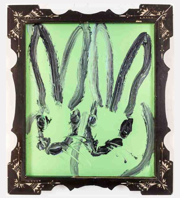 , 'Doublemint Bunnies,' 2017, New Gallery of Modern Art
