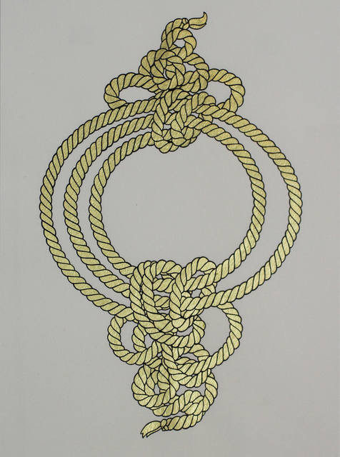 , 'Rope I,' 2017, Sienna Patti Contemporary
