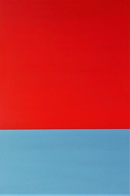 , 'El asiento rojo,' 2014, Magreen Gallery