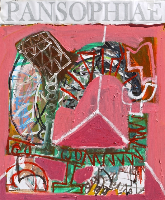 , 'Pansophiae,' 2015, Cob