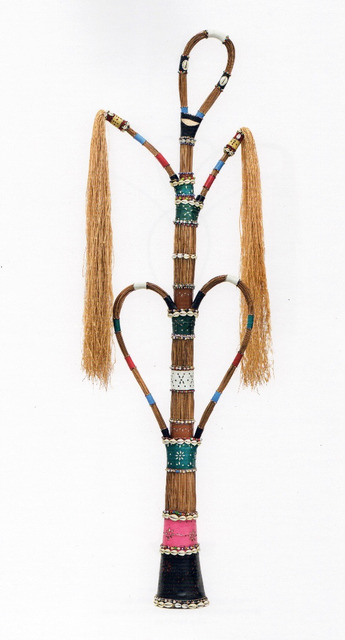 , 'IWIN IGI NLA - MAGESTOSO ANCESTRAL DA ÁRVORE,' ca. 1980, Galeria Marília Razuk