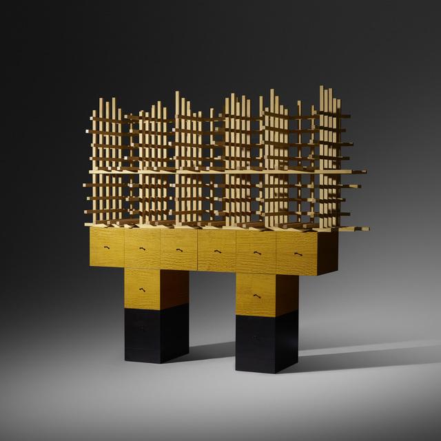 Ettore Sottsass, 'Cabinet no. 69', 2006, Wright
