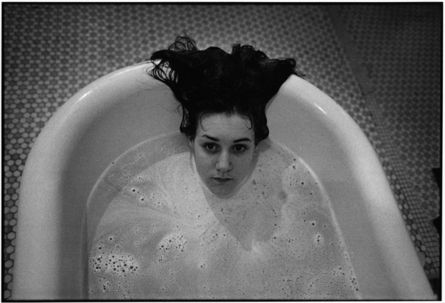 , 'Laurie in the Bathtub,' 1976, Patricia Conde Galería