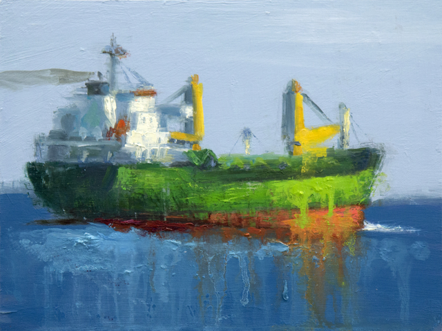 , 'Melting Ship (Near the Equator),' 2015, Susan Eley Fine Art