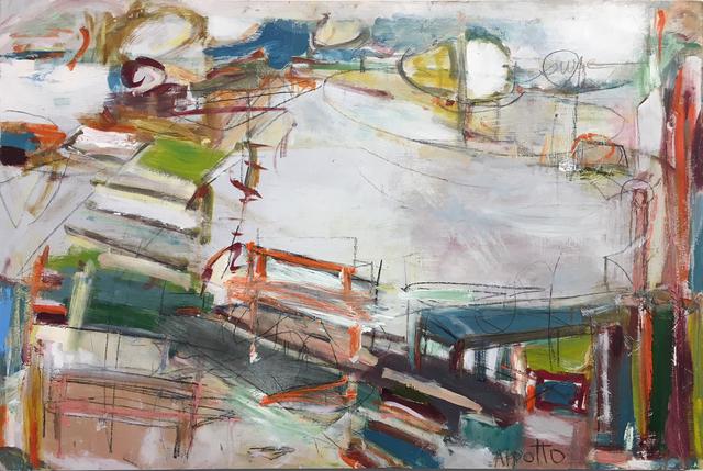 , 'Ruby Dusk,' 2016, AMP: Art Market Provincetown