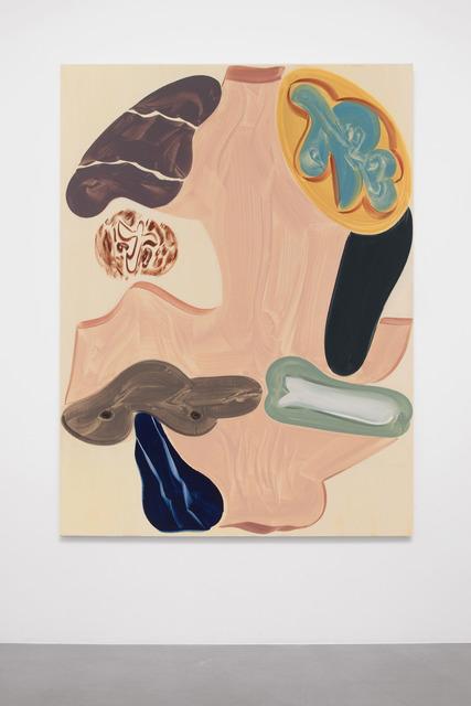 , 'Las Piedras,' 2018, Galerie Nordenhake