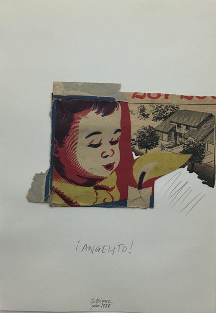 , '¡Angelito!,' 1988, ADN Galeria (Barcelona)