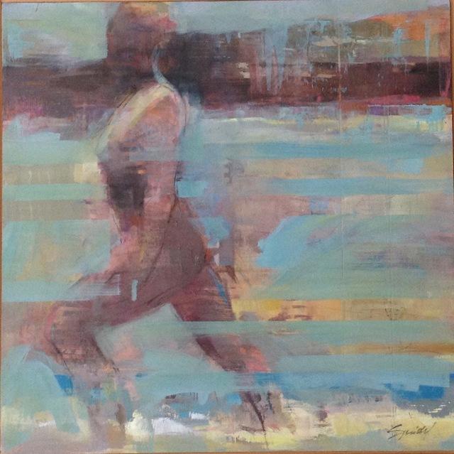 , 'Momentum,' 2017, Desta Gallery
