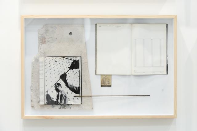 , 'Vestigios I,' 2016, LAMB Arts