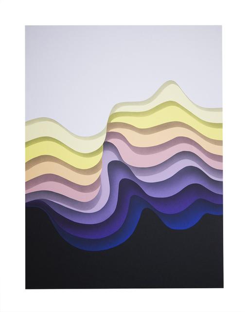 , 'Flow_05,' 2016, Hashimoto Contemporary
