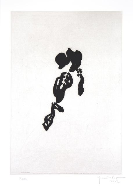 , 'Iris Negre II,' 2002, Galerie AM PARK