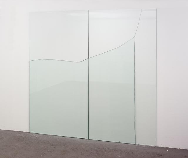 Alexander Voss, 'Fraktur MMXVIII/XIX', 2018, Galerie Obrist
