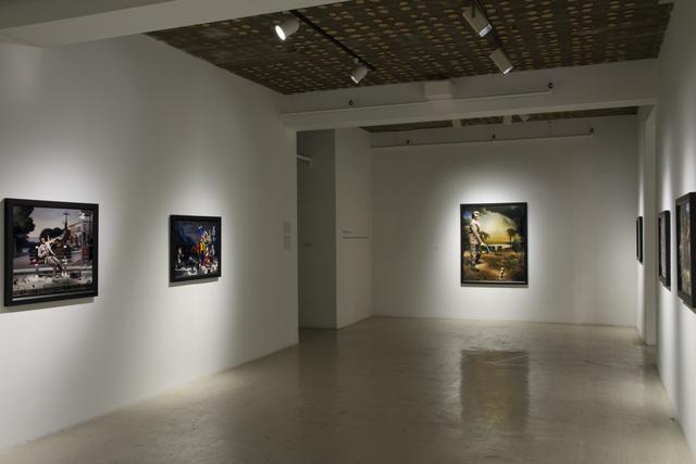 Diana Thorneycroft, 'Portrait of Winnipeg (Run! Forrest! Run!)', 2013, Art Mûr