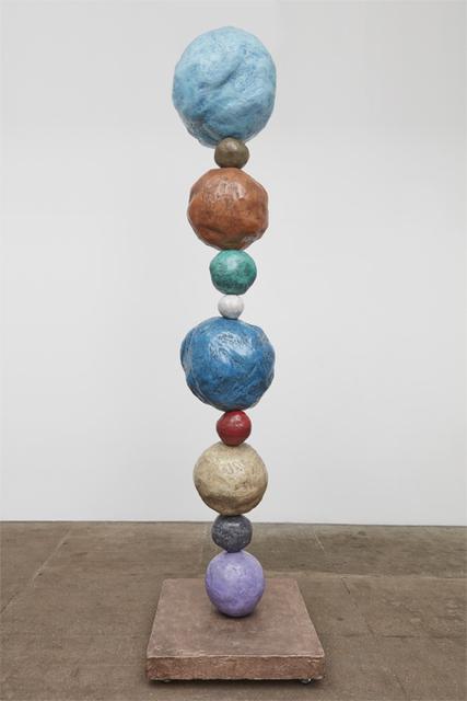 , 'Stack 10, Cobalt Blue,' 2017, Winston Wächter Fine Art