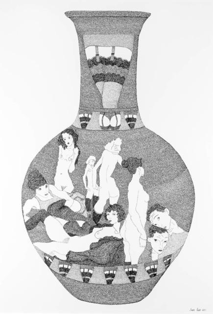 , 'Egon Schiele,' 2011, Candida Stevens Gallery