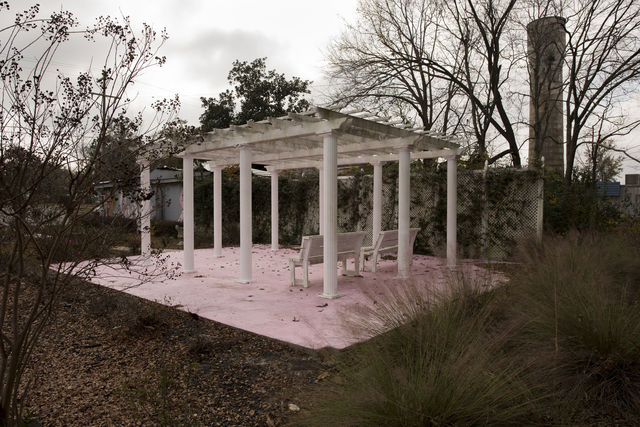 , 'Late Harvest: Pergola, Allendale, South Carolina,' 2016-printed 2018, Thomas Deans Fine Art