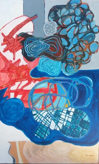 , 'O passeio da pintura ,' 2016, Referência Galeria de Arte
