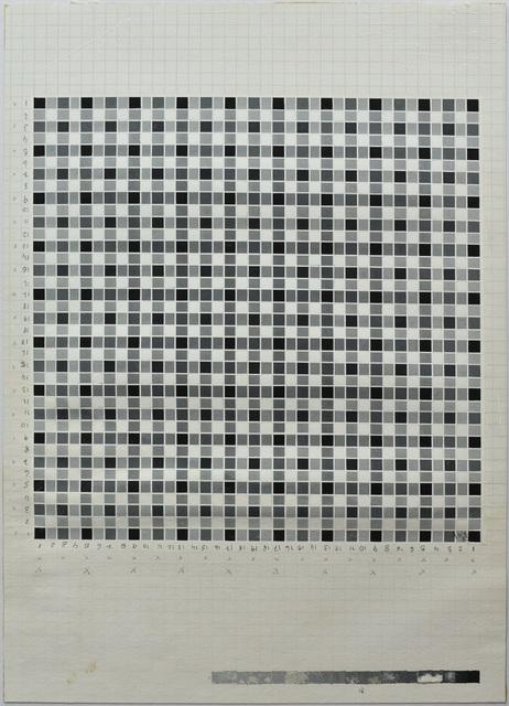 Antonio Asis, 'Untitled', 1983, Painting, Acrylic on paper, Federico Towpyha   Arte Contemporáneo