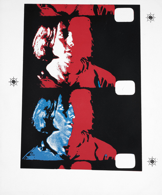 Andy Warhol, 'Eric Emerson, 1982 (#287, Chelsea Girls)', 1982, Martin Lawrence Galleries