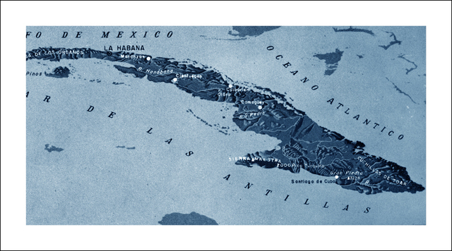 , '© W.M. JACKSON, Inc. (Cuba),' 2000, Mor Charpentier