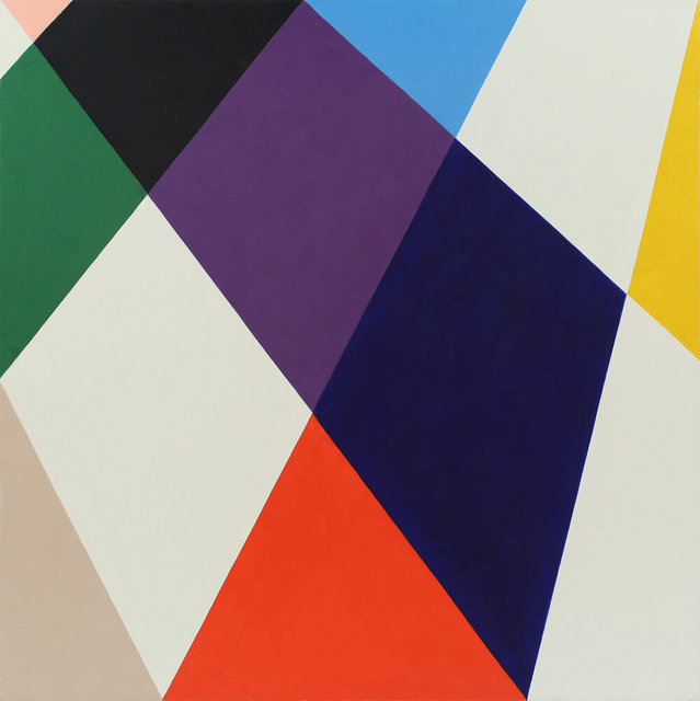 Stephen Westfall, 'Surfacing',       , Robischon Gallery