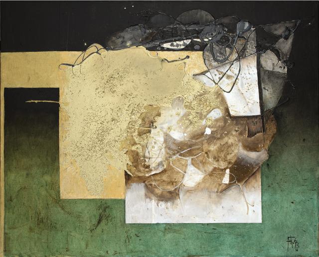 , 'Sin título 12/16,' 2016, Durban Segnini Gallery