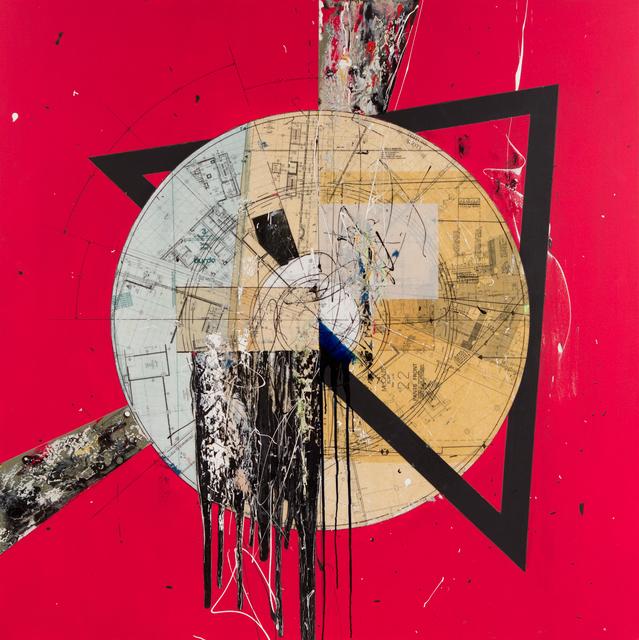 Étienne Gélinas, 'Composition 408', 2015, Thompson Landry Gallery