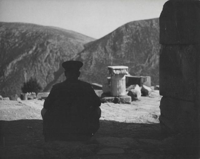 , 'Delphi Guard,' 1955, galerie SIT DOWN
