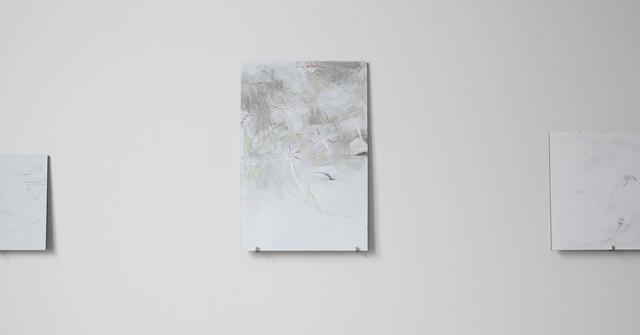 , 'Røde blomster ,' 2016, Andersen's Contemporary