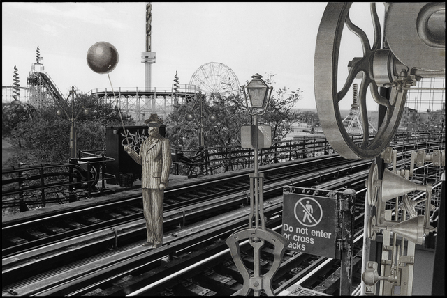 , 'Invented Landscapes of Coney Island 20G-NY,' 1987, David Klein Gallery