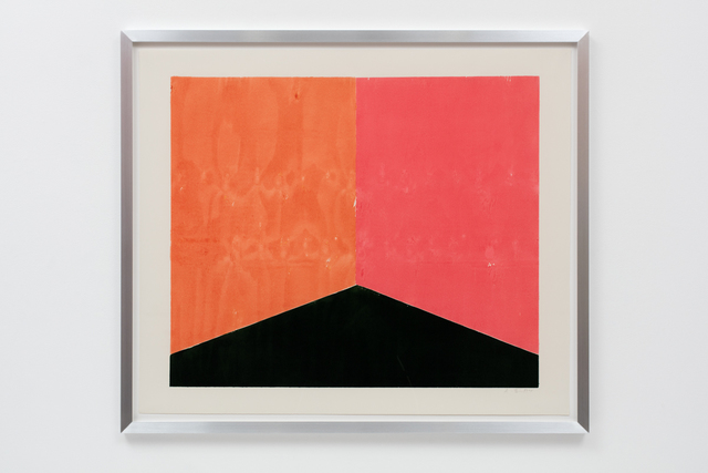 Andrea Büttner, 'Corner', 2011, David Kordansky Gallery