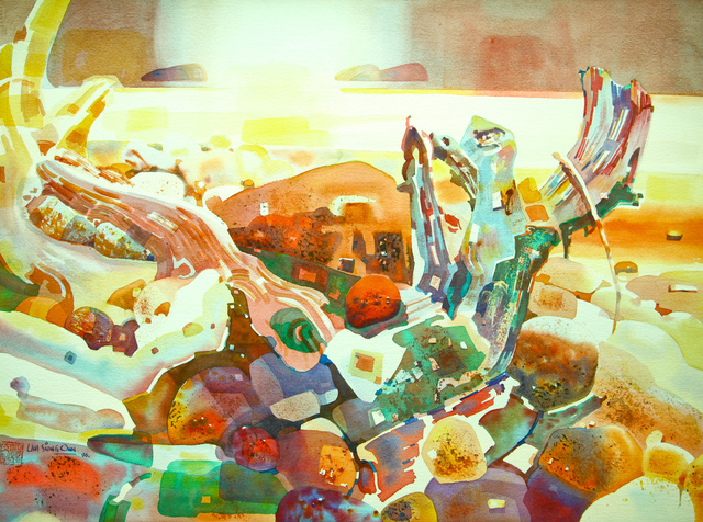 , 'Hidden Gems On The Beach,' 1999, Affinity ART