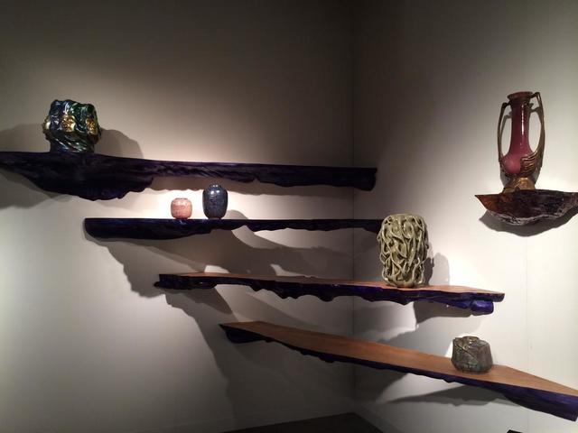 , 'Floating Spiral Stair Case Steps to an Ecology of Mind,' 2014, Jason Jacques Gallery