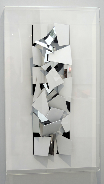 Christian Megert, 'ID 08', 2017, Galerie La Ligne